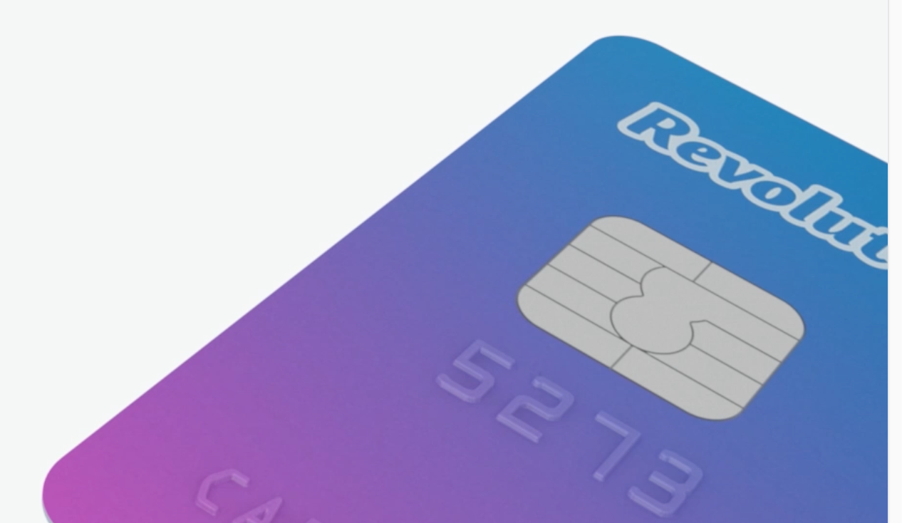 Carta di credito Revolut gratis!